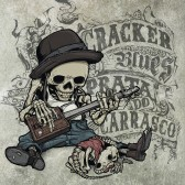 CRACKER BLUES - Prata do Carrasco (CD, novo)