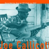 JOE CALLICOT - Ain't A Gonna Lie To You (LP, novo)