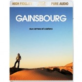 SERGE GAINSBOURG - Aux Armes Et Caetera (Blu-Ray Pure Audio, novo)